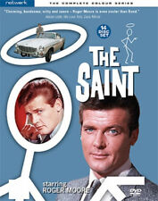 NEW SEALED - The Saint - The Complete Series (DVD) 14-Disc Set - Roger Moore