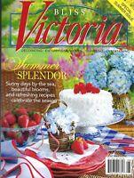 Victoria Bliss  July / August 2021   Summer Splendor