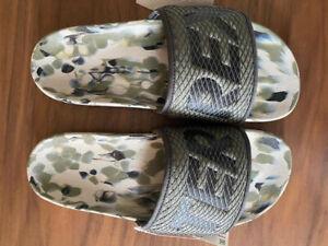 Adidas Men's TERREX ADILETTE, Brand New with Tag, Khaki EG5132, Size UK 9