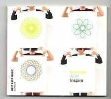 (IZ646) Deep East Music (DEM074), Innovate &/or Inspire - 12 tracks - CD