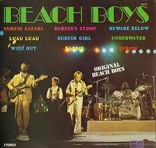 """THE BEACH BOYS """"SURFIN' SAFARI"""" LP 1980  EUROGRAM 143"""