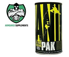 Universal Nutrition Animal Pak (44 Pak) Multi Vitamin - Supplement - Stak - Cuts