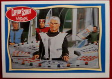 CAPTAIN SCARLET - Colonel White - Card #53 - Topps, 1993, Gerry Anderson