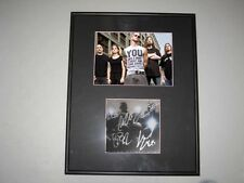 All That Remains Signed Framed Matted For For We Are Many CD Book 5x7 Photo