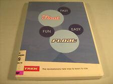DVD FLOAT The Learning Bike TREK Training video [Y11]