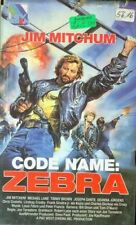 Code Name: Zebra VHS (18)  > (R 94