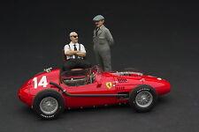 Exoto XS 1958 Ferrari Dino 246 F1 / Monza Diorama / Item # GPC97218F