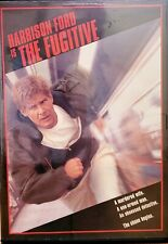 The Fugitive DVD, Harrison Ford, Tommy Lee Jones, Widescreen, 1993