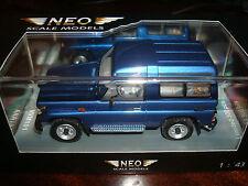 Toyota Landcruiser 70 1986 1:43 VVM-NEO 300 pcs limited VVM101