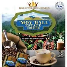 100% Jamaica Certified Blue Mountain Coffee Medium Roasted Beans -16oz
