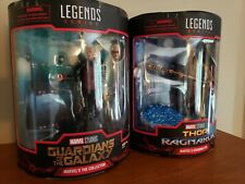 Marvel Legends SDCC Exclusive Grandmaster and Collector 2 pack MCU figures rare!