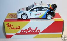 FORD FOCUS WRC 2004 SOLIDO MADE IN FRANCE 1/43 IN box