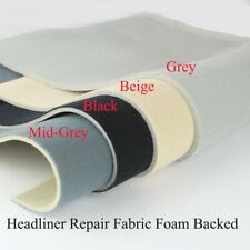 Headlining Fabric Foam Backing Repair&Remedy Drooping Torn Roof Liner 60