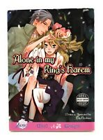 Alone In My Ring's Harem June Yaoi Manga Tomo Maeda Comedy Romance Mature Anime