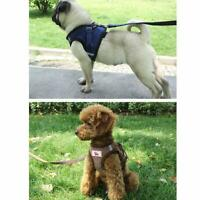 Dog Harness Vest Adjustable Pet Puppy Walk Leash  for Small Medium Large Dog New