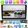 "10.1"" Android 8.1 GPS Navi WiFi Quad Core Car Stereo MP5 Player FM Radio 2Din"