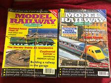 More details for model railway enthusiast magazine bundle 24 magazines 1995 & 1997