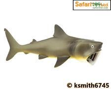 Safari BASKING SHARK solid plastic toy wild FISH sea marine animal * NEW *💥