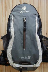 Deuter Race X Bike-Rucksack, 12 Liter, gebraucht