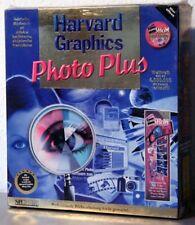 Harvard Graphics Photo Plus vollständige Bildkontrolle