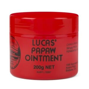 Lucas Papaw-Ointment 200g