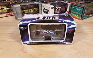 Jeff Burton #99 Exide 2000 NASCAR Team Caliber 1:64 Die cast Stock Car