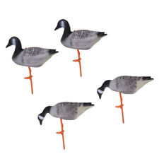 4Pcs/Set Full Body Goose Hunting Decoys Lawn Yard Decor for Hunter Greenhand