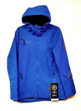 RIDE Snowboard Women's CHERRY Snow Jacket - Tile Blue -Large - NWT LAST ONE LEFT