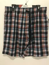Men's IZOD Pajama Shorts, XL, NWT, Soft Touch Fabric, $30 Value