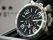 Tw Steel TW11R Canteen 50mm Reloj para hombres