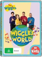 Wiggles The Wiggles World DVD R4