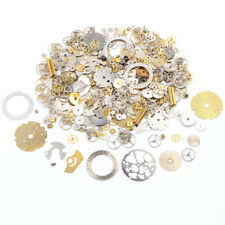 50G Perlen Uhr Anhänger Steampunk-Sets mit Zahnräder für Basteln Schmuck Zubehör