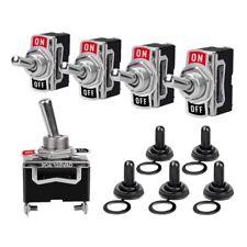Heavy Duty Rocker Toggle Switch 15A 250V 20A 125V SPST 2 Pin ON/OFF Switch  R2W1