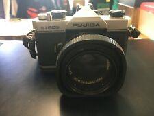 New ListingFujifilm Fujica St605 35mm Slr Film Camera with Fujinon 55mm f2.2 Lens