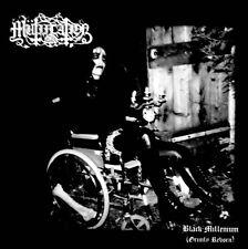 Mutiilation - Black Millenium Grimly Reborn LP BLACK METAL VINYL ALBUM - RECORD