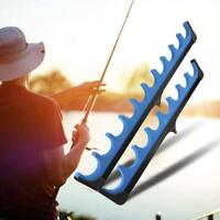 1x Holder Stand Fishing Rod Hard EVA Foam Top Feeder Rod Freshwaters Pole Tackl