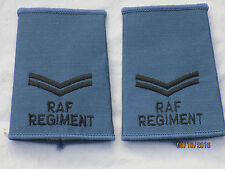 distintivi di grado GB: Corporal,Royal Aeronautica Reggimento,RAF,Luftwaffe,blu