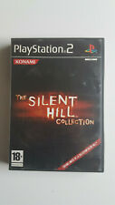 The silent hill collection playstation 2 ps2