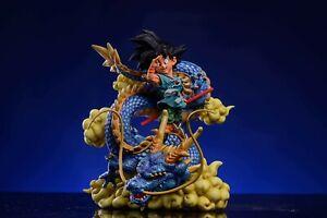 【Pre-Order/Deposit】 Dragon Ball Goodbye Son Goku Shenron GK Statue LeaGue Studio