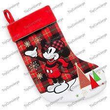 DISNEY Store CHRISTMAS 2017 Stocking MICKEY MOUSE Holiday NWT