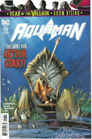 Aquaman #53  DC COMICS 2019 COVER A 1ST PRINT