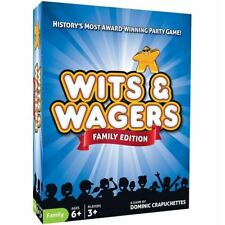 Wits & Wagers Family - Australia only