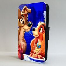 Lady And The Tramp Disney Romance FLIP PHONE CASE COVER for IPHONE SAMSUNG