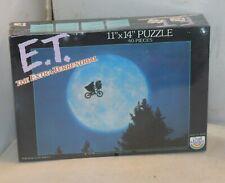 "VTG ET Extra Terrestrial 11x14"" Puzzle Craft Master 45390 1982 Sealed E.T Jigsaw"
