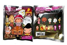 DISNEY PRINCESS BELLE AND FRIENDS FIGURAL KEY CHAIN 5 BLIND BAGS