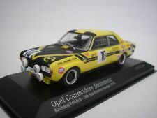 Opel Commodore a Stonemason #10 24 H Spa Francorchamps Kauhsen 1/43 Minichamps
