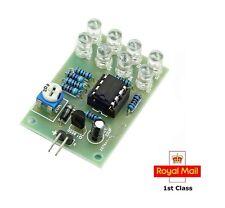 8 LED 5MM Light LM358 Breathing Lamp Module