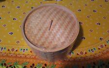 Bamboo Rice Steamer