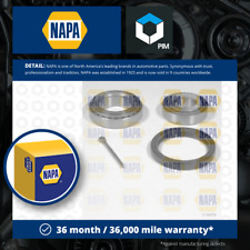 Wheel Bearing Kit fits LDV 400 2.5D Front Left or Right 89 to 96 NAPA RTC3427