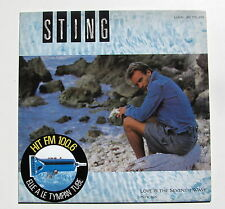 STING.....LOVE IS THE SEVENTH WAVE...MAXI